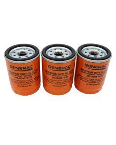 Generac 90mm Oil Filters, 3 Pk  0K06950SRV