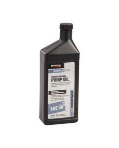Generac Pressure Washer Pump Oil – SAE 30  0L2413
