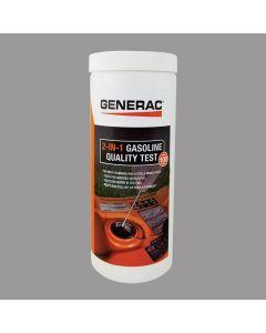 Generac 2-in-1 Gasoline Quality Test Swabs